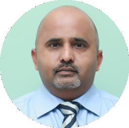 Prof. Dayashankara Rao JK